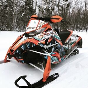 2013 Arctic Cat F800
