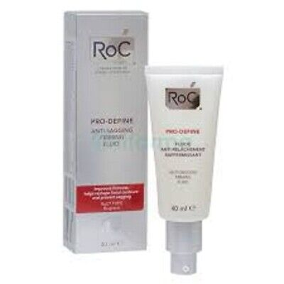 ROC PRO DEFINE FLUIDO ANTIFLACIDEZ REAFIRMANTE FACIAL 40 ML(AMAZON 40€)