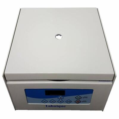 Benchtop Low Speed Centrifuge With All-metal Body 4000rpm 4x50ml