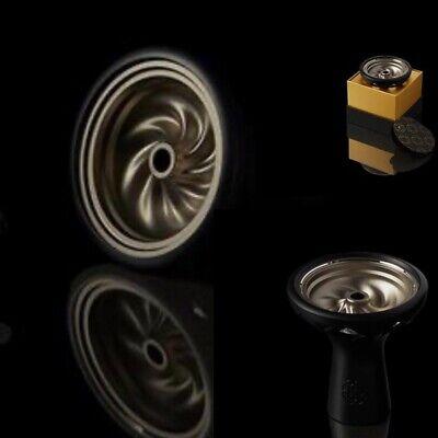 100% Authentic Kaloud Samsaris Nubis Aluminum Silicon Hookah Bowl for Lotus II