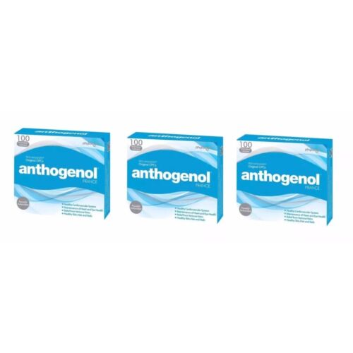best price! 3 x anthogenol 100... Image 0