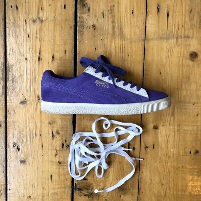 "Puma Clyde ""Breakpoint"" UK 8 Used 7/10 Conditio"