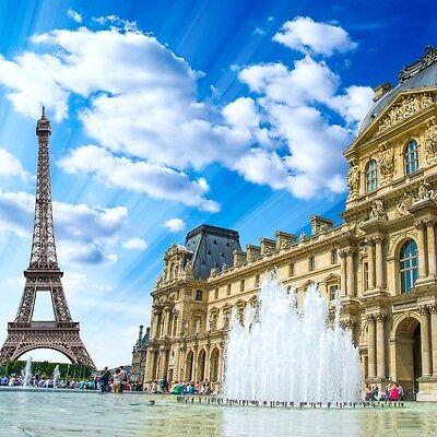 Paris - Romantisches Luxus-Wochenende für 2 Personen mitten in der City