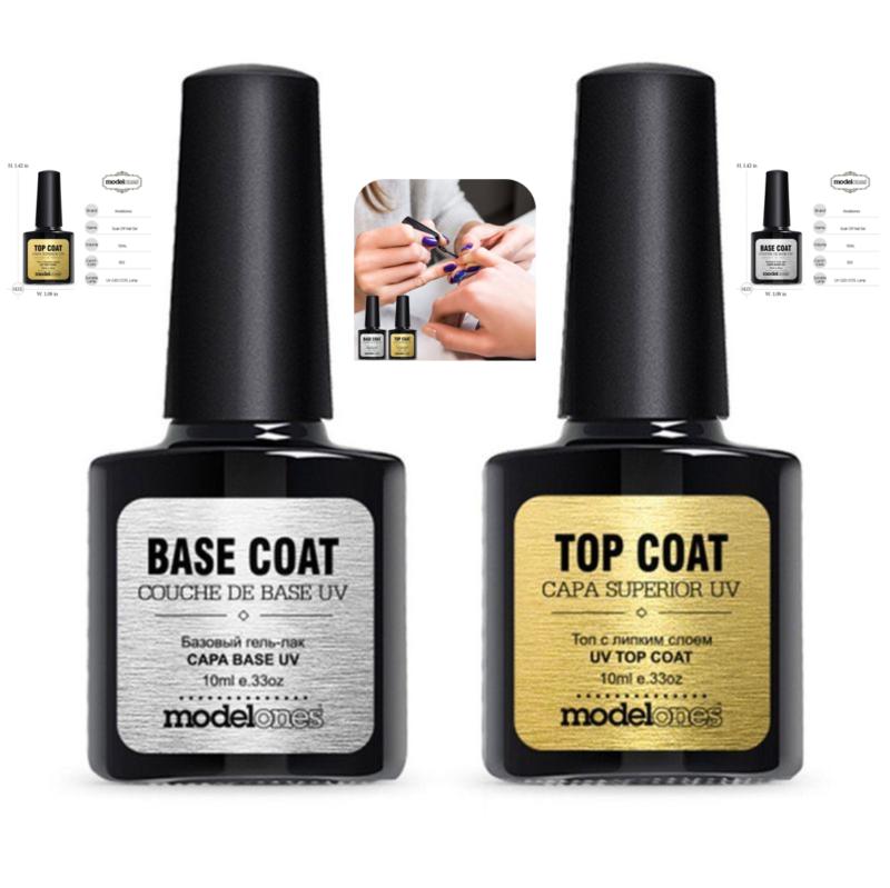 NEW Modelones Soak Off UV LED Gel Nail Polish-Fast Dry Base