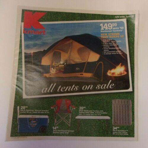 Kmart store sales ad: June 19-25, 2005
