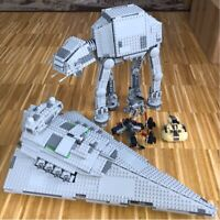 Lego Star Wars Konvolut (75054,75055,75029,75079,30497) Dresden - Räcknitz/Zschertnitz Vorschau