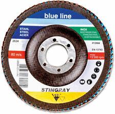 Sia1919 siawood blue line Schleifscheiben siafast 180mm Klett Körnung 40-120 rot