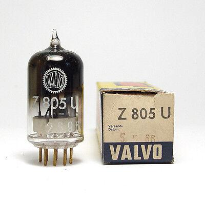 Valvo Mini-Thyratron / Kaltkathoden Schaltröhre / Relais Röhre Z805U, NOS