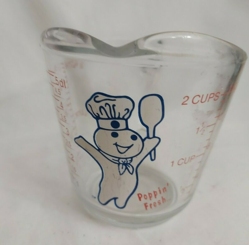 Vintage Pillsbury Doughboy Poppin