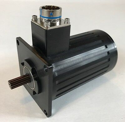 New Aircraft Tach Generator Rotary Encoder Servo Gear Drive Motor 8-pin Aero