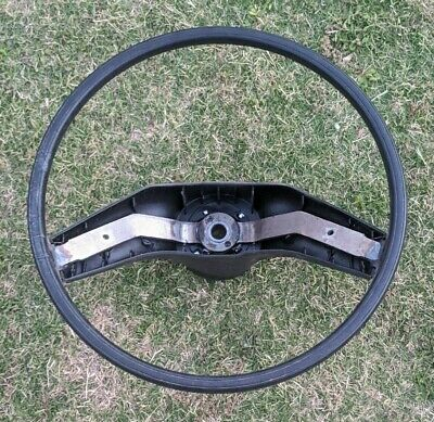 READ!!!! 1980 Ford Truck Van Steering Wheel w/ Cruise, OEM F100 F150 F250 F350