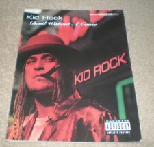 Kid Rock Guitar Tab SONGBOOK Devil Without A Cause | eBay