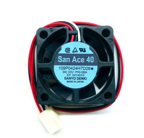 SANACE 40 109P0424H7D28 DC 24V 0.08A