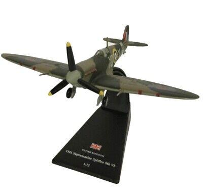 AMERCOM (UK) 1941 Supermarine Spitfire Mk Vb 1:72 Diecast Model