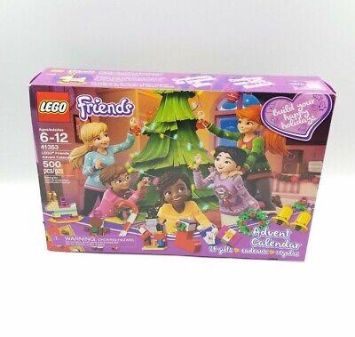 LEGO 41353 Friends Christmas Advent Calendar 500pcs NEW OPEN BOX