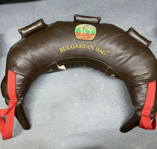 Bulgarian Bag-Model Original, Genuine Leather, Made by Suples 22 Lbs