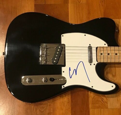 * COREY TAYLOR * signed autographed electric guitar * SLIPKNOT * STONE SOUR * 2