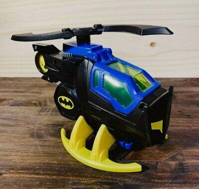 ✅ Fisher Price X7652 IMAGINEXT DC Super Friends BATCOPTER Bat Chopper