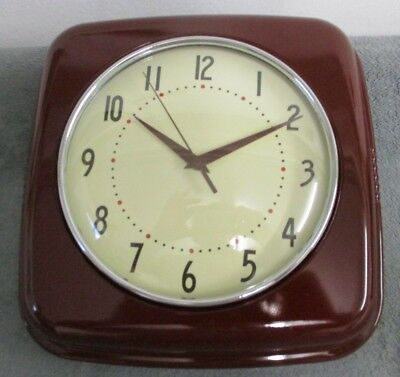 Kitchen Clock in 50 Years Looks
