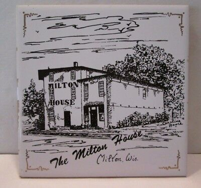 Milton, Wisconsin, WI, Milton House, KITCHEN TRIVET, Wall Hanging.