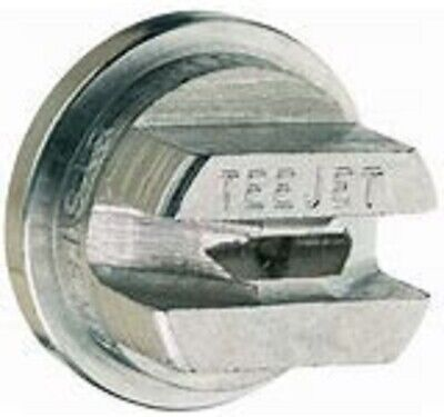 Tp4004e-ss Teejet Stainless Steel Even Flat Spray Tip Nozzle