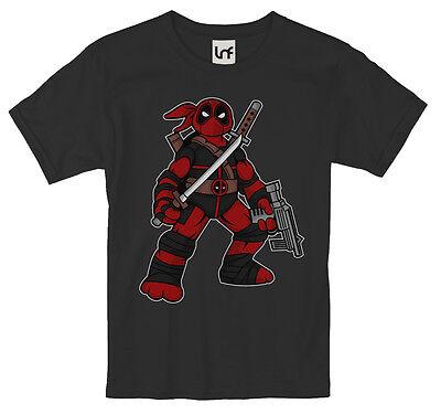 Exclusive Men's T-Shirt - Deadpool Ninja Turtle Design (Ninja Turtle T Shirt)