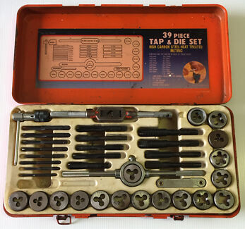 metric tap u0026 die set