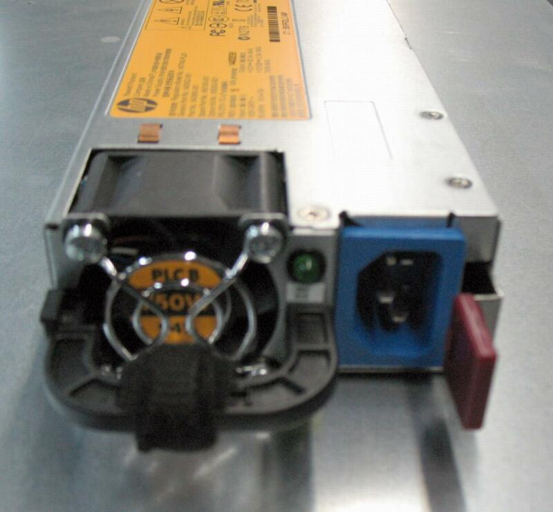 HP 750W 656363-B21 660183-001 COMMON SLOT PLATINUM HOT PLUG POWER SUPPLY