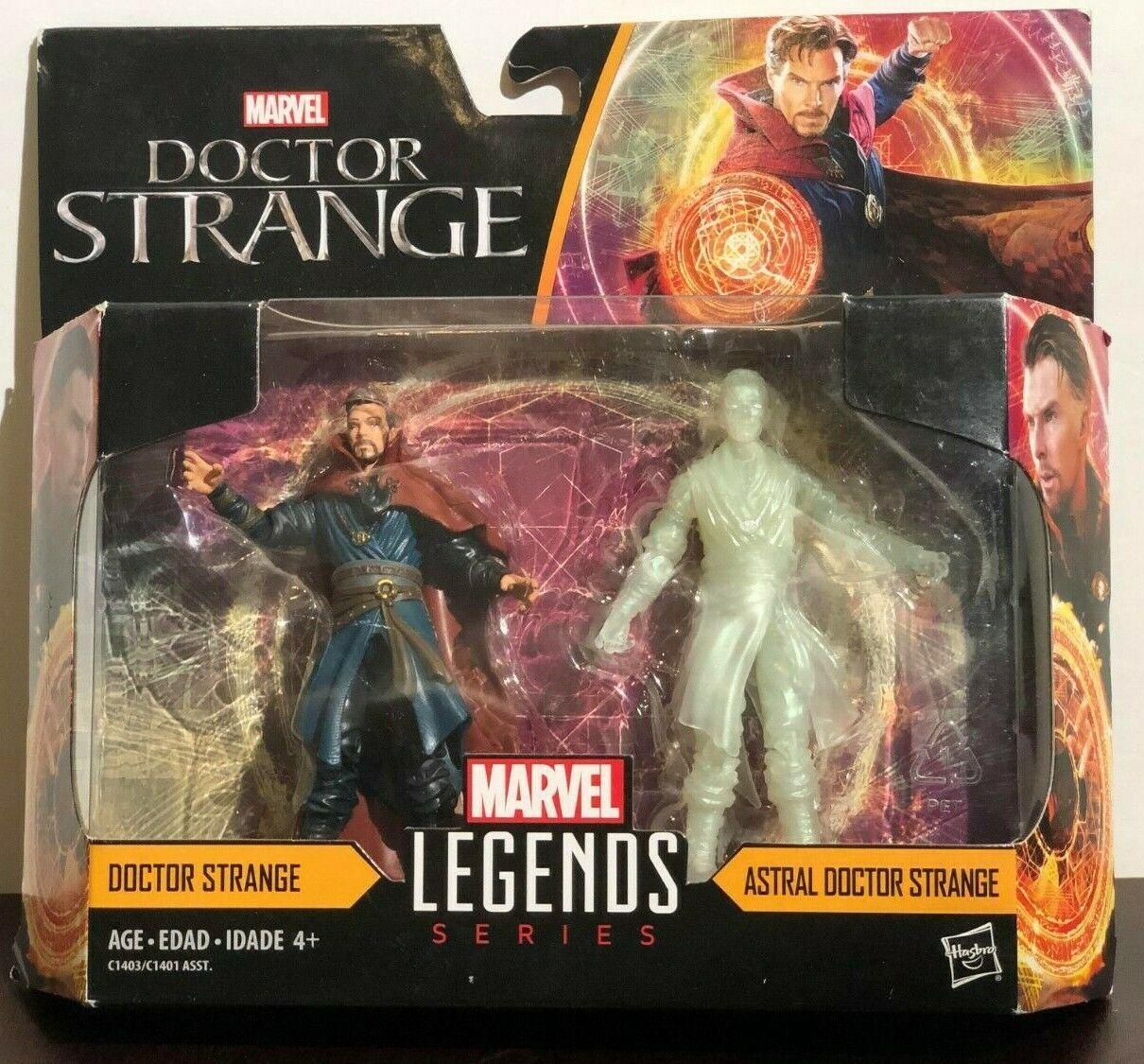 Marvel Legends Doctor Strange Doctor Strange & Astral Doctor