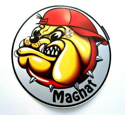 Adhesivo para Coche Magnat Bulldog 12CM Altavoz Coche Audio Antiguo 80er