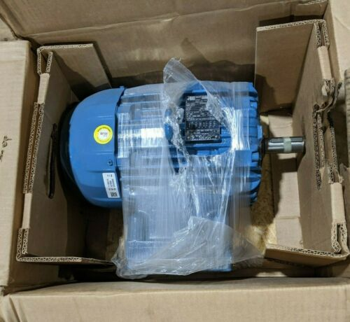 5HP WEG 00518XT3E184T Hazardous Location Motor 3PH 230/460V 1750RPM NOS CAN SHIP