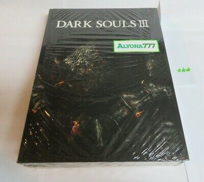 DARK SOULS III Guide Book Collector's Edition Hardcover ***BRAND NEW & SEALED*** comprar usado  Enviando para Brazil