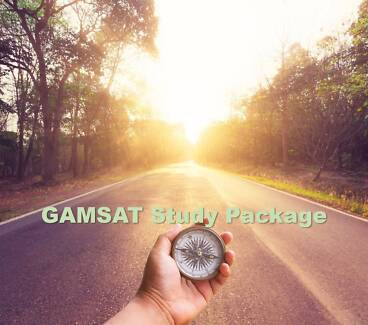 GAMSAT 2018 Complete Study Package