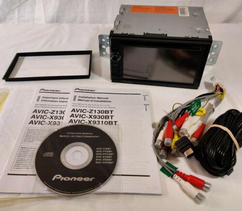 Pioneer AVIC-X9310BT In-Dash Navigation AV Receiver