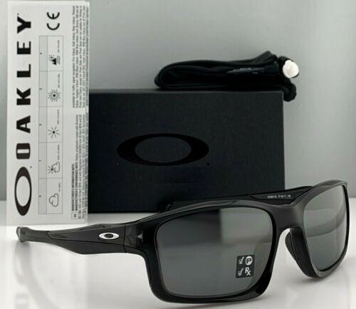 [OO9247-09] Mens Oakley Chainlink Sunglasses - Black Ink/Black Iridium Polarized