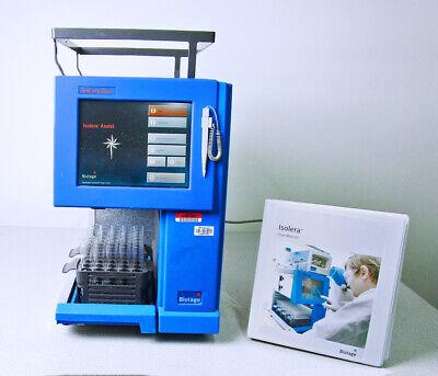 Biotage Isolera Liquid Flash Chromatography Hplc System