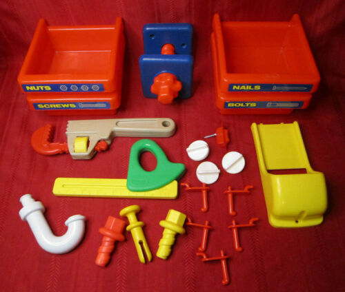 YOU CHOOSE Little Tikes Tool Bench Work Shop Parts Pieces Replacement Choice
