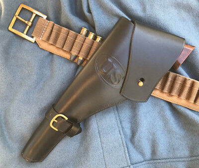 Forsythe Cavalry Holster for Colt .45 SAA and S&W Schofield