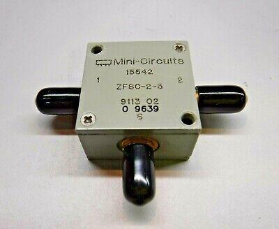 Mini-circuits Zfsc-2-5 Power Combiner Splitter