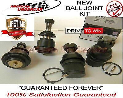 LIFETIME BALL JOINT KIT fits Dodge Ram 2500 3500 4x4 NEW IMPROVED SET 2003-2012