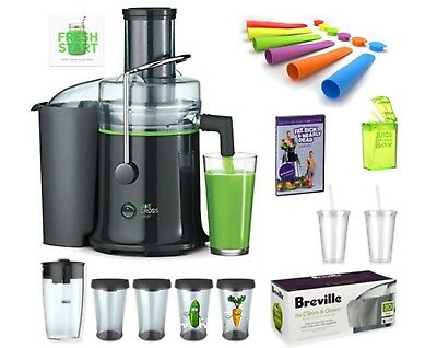 Joe Annoyed Juicer Bundle - Ultimate Juicing Starter Pack with 18 Accessories