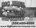 Big Jims Bow Company