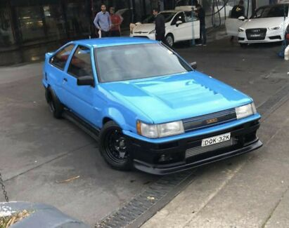 Ae86 sprinter turbo Coogee Eastern Suburbs Preview