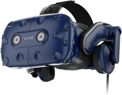 HTC VIVE Pro Virtual Reality VR Headset and link box Only (Open box)