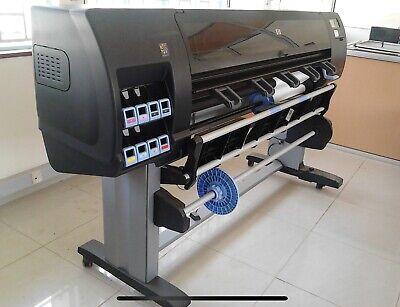 Hp Designjet Z6800 60-inch Production Printer Graphic Plotter 771 773 Ink