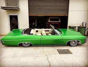 1969 Chevrolet Impala Broadbeach Gold Coast City Preview