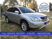 Lexus RX350 luxury *** Navigation , full lexus service history * Bayswater Knox Area Preview