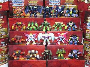 Gormiti action figures giochi figure new series 20pc (low price)(Rare Colletion)