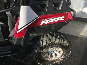 2012 POLARIS RZR 800 EFI side by side