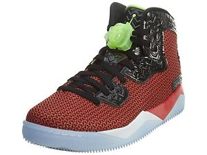 cheap for discount 157aa 57b0c Men s Nike Air Jordan Spike Forty Shoes Size 10.5 Red Green Black ...